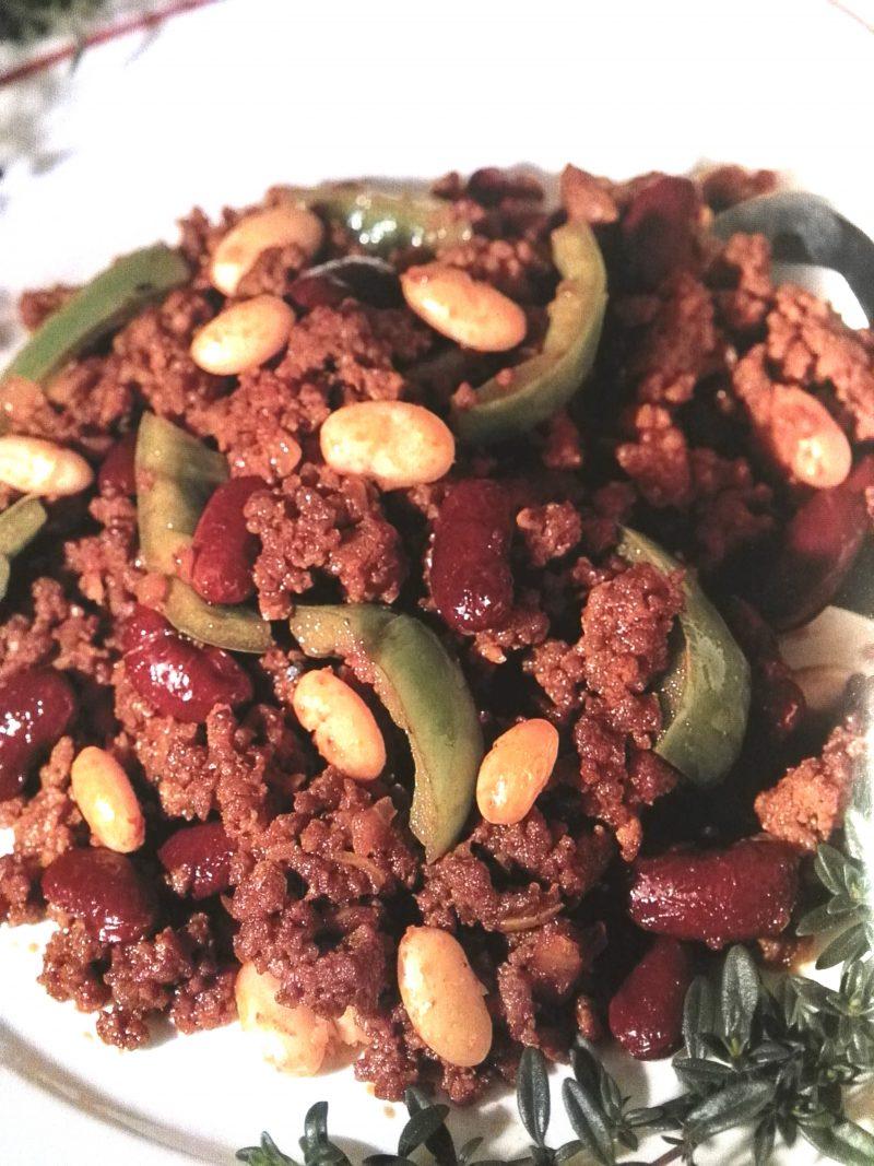 Chili Con Carne In Der Mikrowelle Leicht Rezept