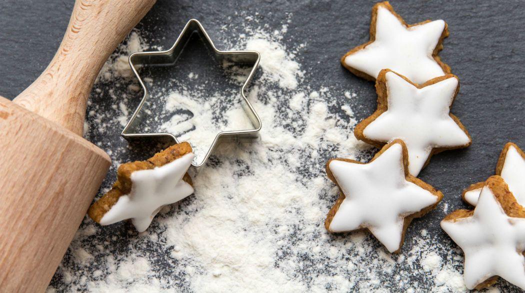 Leicht-Rezept-zimtsterne-Backen-Weihnachten-Saisonal