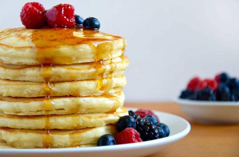 Leicht-Rezept-original-Amerikanische-pancakes-rezept