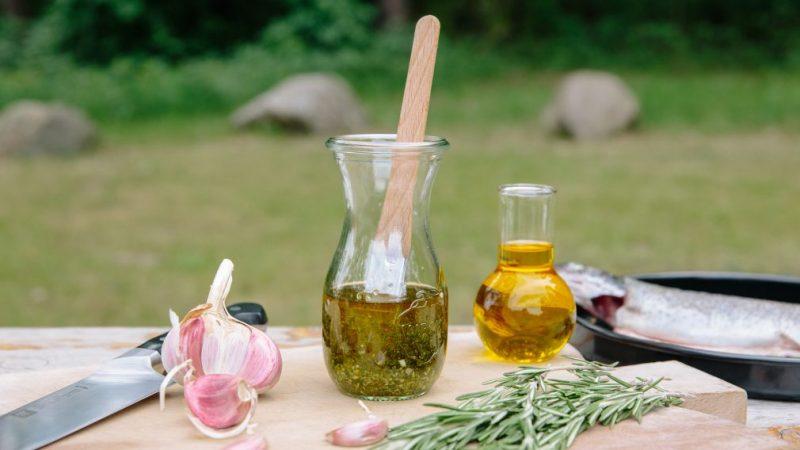 leicht-rezept-ölmarinade-kochen