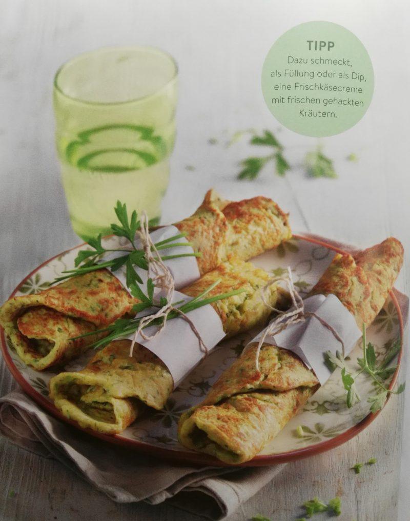 Leicht-Rezept-Pfnnkuchen-mit-geraspelter-Zucchini-Low-Carb-gesund-Essen-Fitness