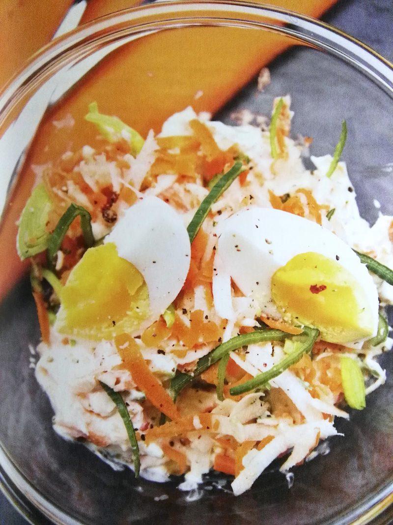 Leicht-Rezept-Möhren-Eier-Frühstück-Low-Carb-gesunde-ernährung