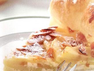 Leicht-Rezept-Apfel-Quiche-Mit-Mandeln-Backen-Kochen-Gesund-Ernähren