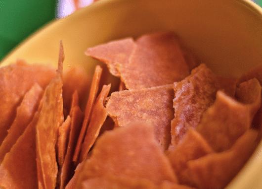 leicht-rezept-mais-chips-vegan-vegetarisch-gesunde-ernährung-kochen-essen