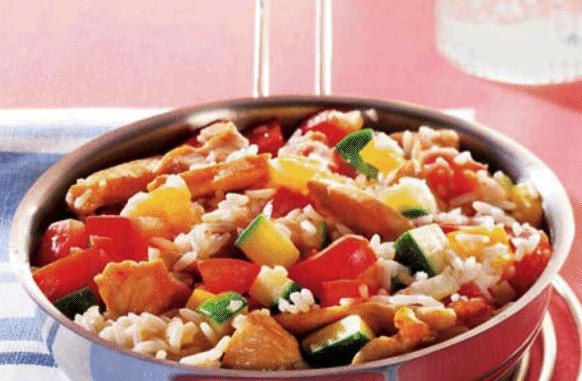 leicht-rezept-reispfanne-mit-putenbrust-essen-fürs-büro-togo-gesund-ernähren-1