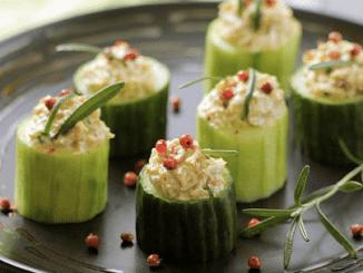 leicht-rezept-zucchini-mit-hähnchen-füllung-kochen-gesund-ernähren-min